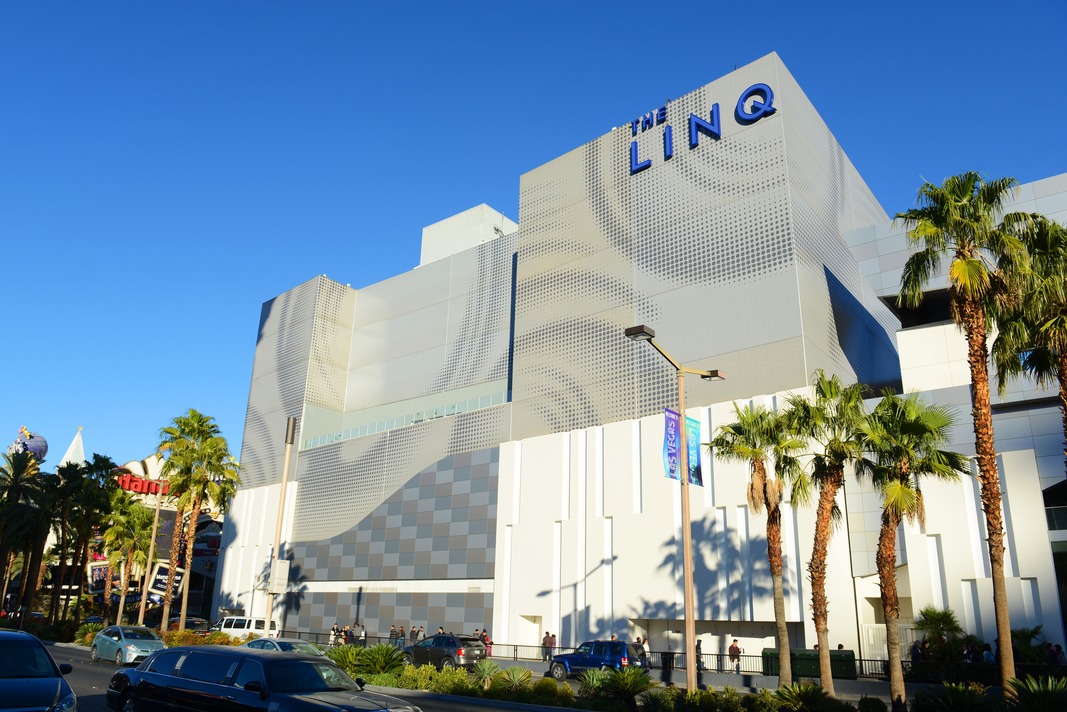 The Linq Hotel And Casino Las Vegas
