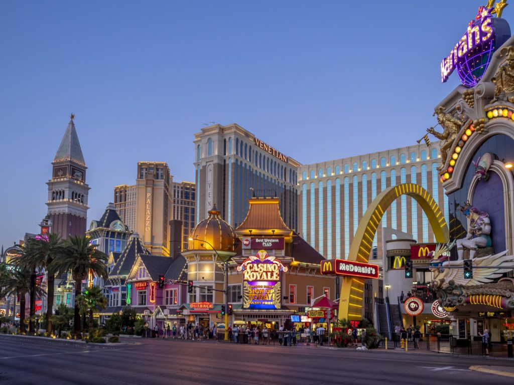Cheap Blackjack Vegas